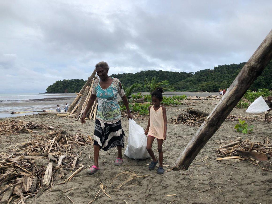 Problemática de plásticos en la costa Pacífica colombiana