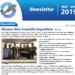 2do Boletín Informativo / Newsletter / Bulletin d'Information / 2019