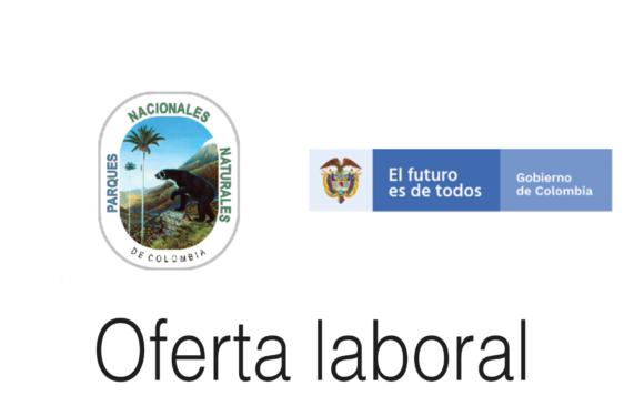 Oferta Laboral Parques Nacionales de Colombia