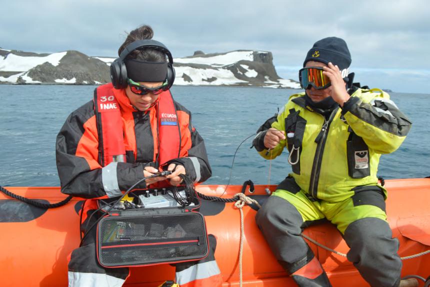 Colombia Finalizó su VII Expedición Científica de Colombia a la Antártica